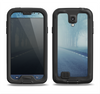 The Foggy Back Road Samsung Galaxy S4 LifeProof Nuud Case Skin Set