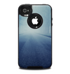 The Foggy Back Road Skin for the iPhone 4-4s OtterBox Commuter Case