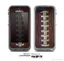The Football Laced Skin for the Apple iPhone 5c LifeProof Case