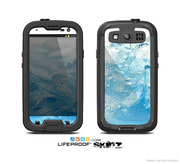 The Fresh Water Skin For The Samsung Galaxy S3 LifeProof Case