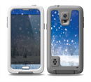 The Frozen Snowfall Pond Skin for the Samsung Galaxy S5 frē LifeProof Case
