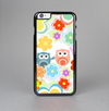 The Fun-Colored Cartoon Owls Skin-Sert Case for the Apple iPhone 6 Plus