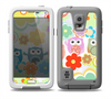 The Fun-Colored Cartoon Owls Skin for the Samsung Galaxy S5 frē LifeProof Case
