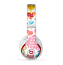 The Fun Colored Love-Heart Treats Skin for the Beats by Dre Studio (2013+ Version) Headphones