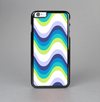 The Fun Colored Vector Sharp Swirly Pattern Skin-Sert Case for the Apple iPhone 6 Plus