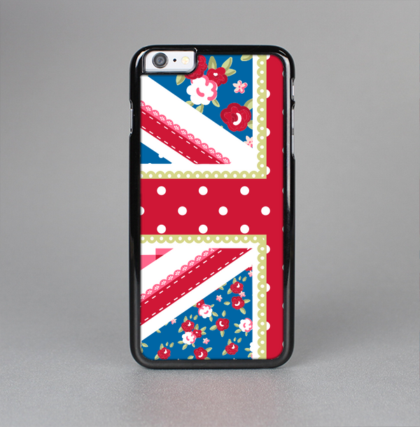 The Fun Styled Vector London England Flag Skin-Sert Case for the Apple iPhone 6 Plus