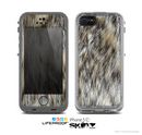 The Furry Animal  Skin for the Apple iPhone 5c LifeProof Case