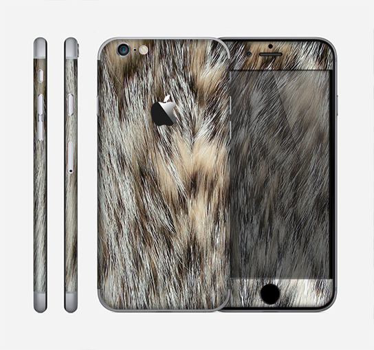 The Furry Animal  Skin for the Apple iPhone 6