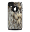 The Furry Animal Skin for the iPhone 4-4s OtterBox Commuter Case