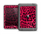 The Fuzzy Real Pink Leopard Print Apple iPad Air LifeProof Nuud Case Skin Set