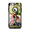 Custom Add Your Own Photo Skin Apple iPhone 6 Otterbox Commuter Case Skin Set