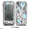 The Genetics Skin for the iPhone 5-5s NUUD LifeProof Case for the LifeProof Skin