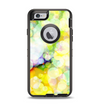 The Glistening Colorful Unfocused Circle Space Apple iPhone 6 Otterbox Defender Case Skin Set