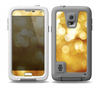 The Glistening Golden Unfocused Light Speckles Skin for the Samsung Galaxy S5 frē LifeProof Case
