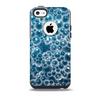 The Glowing Blue Cells Skin for the iPhone 5c OtterBox Commuter Case