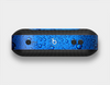 The Glowing Blue Vivid RainDrops Skin Set for the Beats Pill Plus