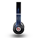 The Glowing Blue WaveLengths Skin for the Beats by Dre Original Solo-Solo HD Headphones