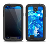 The Glowing Cloudy Planet Samsung Galaxy S4 LifeProof Fre Case Skin Set