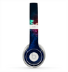 The Glowing Colorful Space Scene Skin for the Beats by Dre Solo 2 Headphones