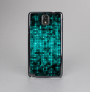 The Glowing Digital Green Dots Skin-Sert Case for the Samsung Galaxy Note 3
