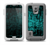 The Glowing Digital Green Dots Skin for the Samsung Galaxy S5 frē LifeProof Case