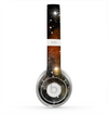 The Glowing Gold & Black Nebula Skin for the Beats by Dre Solo 2 Headphones