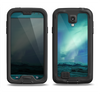 The Glowing Northern Lights Samsung Galaxy S4 LifeProof Fre Case Skin Set
