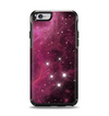 The Glowing Pink Nebula Apple iPhone 6 Otterbox Symmetry Case Skin Set
