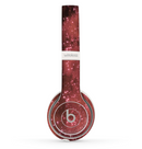 The Glowing Pink Orbs of Light Skin Set for the Beats by Dre Solo 2 Wireless Headphones