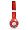 The Glowing Red Space Skin for the Beats by Dre Solo 2 Headphones