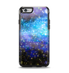 The Glowing Space Texture Apple iPhone 6 Otterbox Symmetry Case Skin Set
