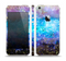 The Glowing Space Texture Skin Set for the Apple iPhone 5