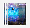 The Glowing Space Texture Skin for the Apple iPhone 6 Plus