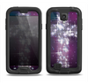 The Glowing Starry Cross Samsung Galaxy S4 LifeProof Nuud Case Skin Set