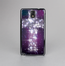 The Glowing Starry Cross Skin-Sert Case for the Samsung Galaxy Note 3
