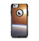 The Glowing Universe Sunrise Apple iPhone 6 Otterbox Commuter Case Skin Set