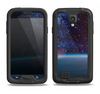 The Glowing Universe Sunrise Samsung Galaxy S4 LifeProof Fre Case Skin Set