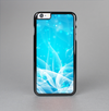 The Glowing White Snowfall Skin-Sert Case for the Apple iPhone 6 Plus
