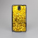 The Gold Glimmer Skin-Sert Case for the Samsung Galaxy Note 3