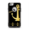The Gold Linking Chain Anchor Apple iPhone 6 Otterbox Commuter Case Skin Set