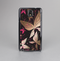 The Gold & Pink Abstract Vector Butterflies Skin-Sert Case for the Samsung Galaxy Note 3