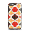 The Gold & Red Abstract Seamless Pattern V5 Apple iPhone 6 Plus Otterbox Symmetry Case Skin Set