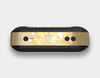 The Gold Unfocused Sparkles Skin Set for the Beats Pill Plus