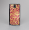 The Gold and Red Paisley Pattern Skin-Sert Case for the Samsung Galaxy Note 3