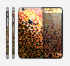 The Golden Abstract Tiled Skin for the Apple iPhone 6