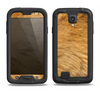 The Golden Furry Animal Samsung Galaxy S4 LifeProof Fre Case Skin Set