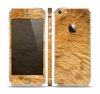 The Golden Furry Animal Skin Set for the Apple iPhone 5