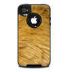 The Golden Furry Animal Skin for the iPhone 4-4s OtterBox Commuter Case