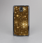 The Golden Glowing Stars Skin-Sert Case for the Samsung Galaxy Note 3