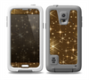 The Golden Glowing Stars Skin Samsung Galaxy S5 frē LifeProof Case